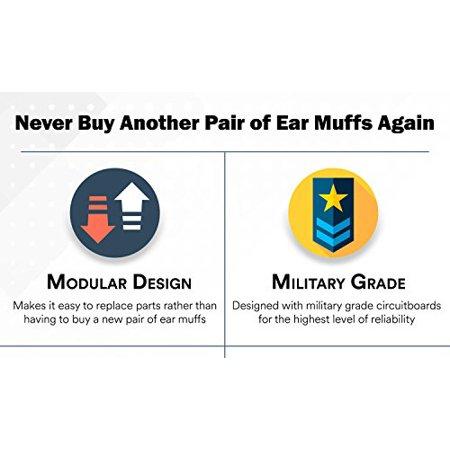 Pro Ears Passive Revo 25-Blue Diamond Plat - image 1 de 4