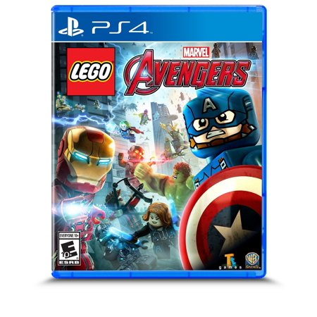 Wb Lego Marvels Avengers   Action Adventure Game   Playstation 4  1000565742