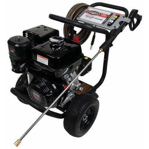 Simpson PowerShot Gas-Powered Commercial Pressure Washer, PS4240
