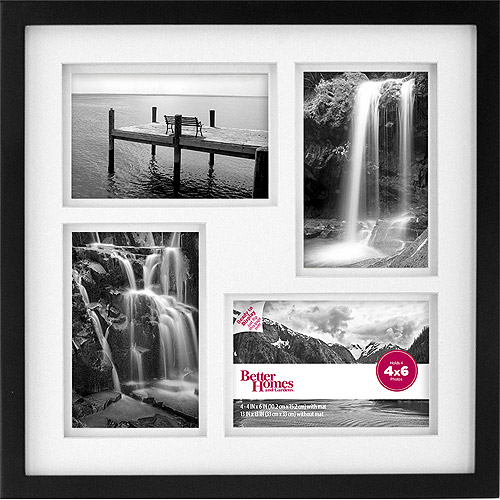 Better Homes and Gardens Gallery Collage Frame