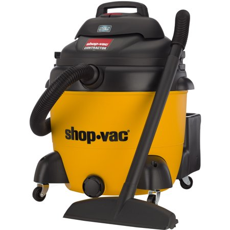 Shop-Vac 16 Gallon 6.5 Peak HP SVX2 Powered Contractor Wet Dry Vac