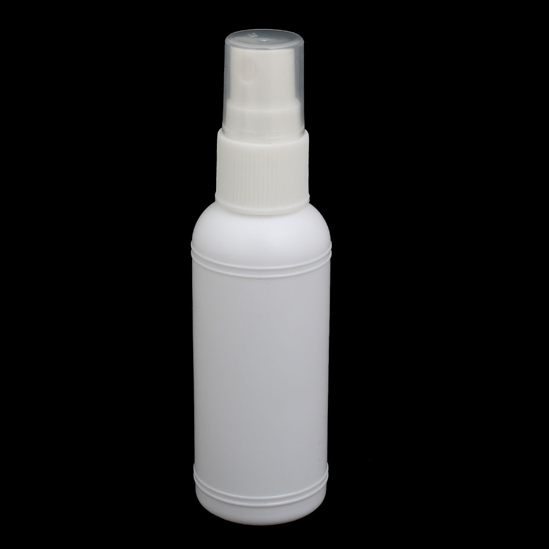 50ml PE Plastic Cylinder Shape DIY Water Spray Bottle White 2pcs - image 1 of 4