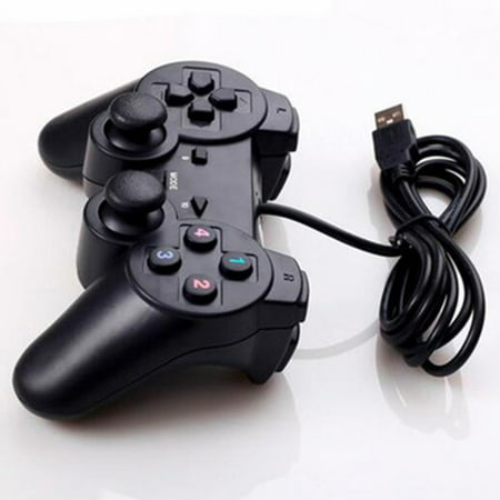 HealthStore Joystick Wired USB PC Controller For PC Computer Laptop Gaming Controller - image 5 of 6