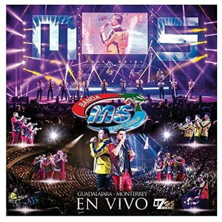 Banda Sinaloense Ms De Sergio Lizarraga - En Vivo: Guadalajara - Monterrey (Banda Ms Si Te Dejo De Querer)