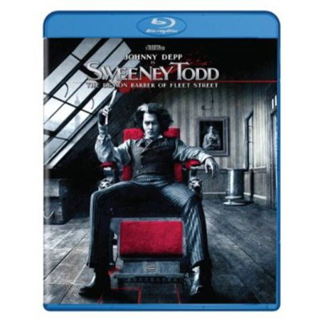 Sweeney Todd: The Demon Barber of Fleet Street (Blu-ray) - Colonel Sanders Halloween