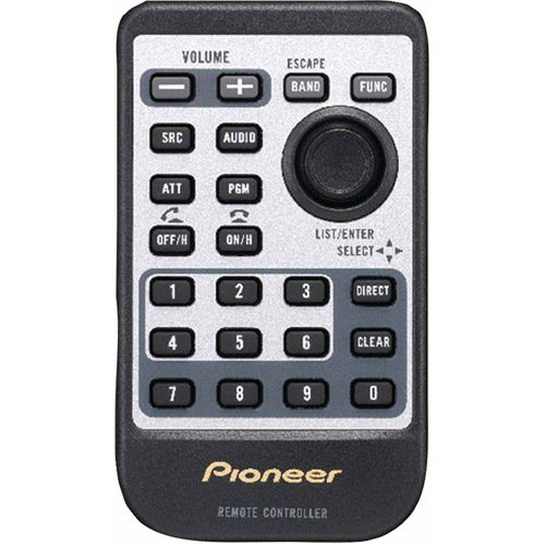 Pioneer CD-r510 Replacement Credit Card Remote for Pioneer Head Units