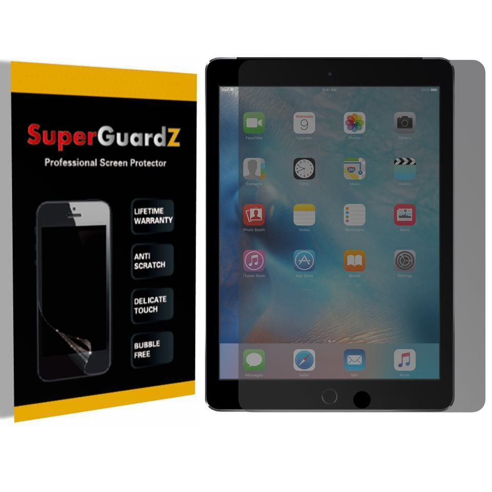 SuperGuardZ Privacy Anti-Spy Screen Protector For iPad Mini 5 2019 // Mini 4