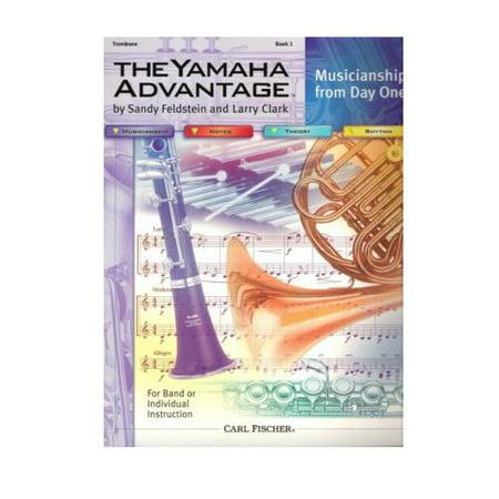 Yamaha Advantage Book 1 - Trombone