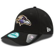 Baltimore Ravens 9Forty NFL The League Adjustable Hat - Black