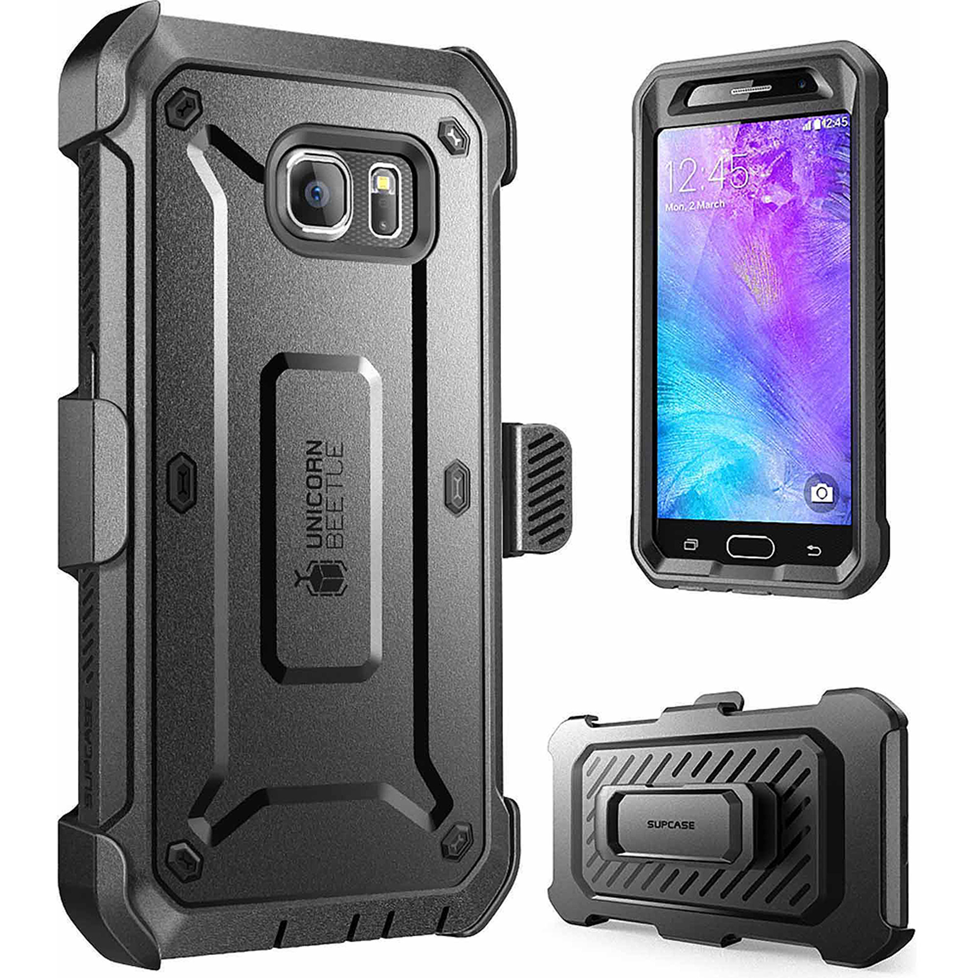 official photos 0b011 41fc3 iBlason SUPCASE Unicorn Beetle Pro Rugged Holster Case for Samsung Galaxy S6