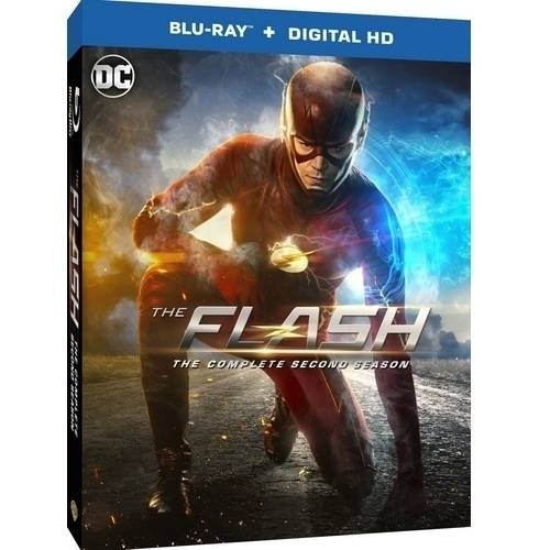 The Flash: Season 2 (Blu-ray + Digital HD With UltraViolet)
