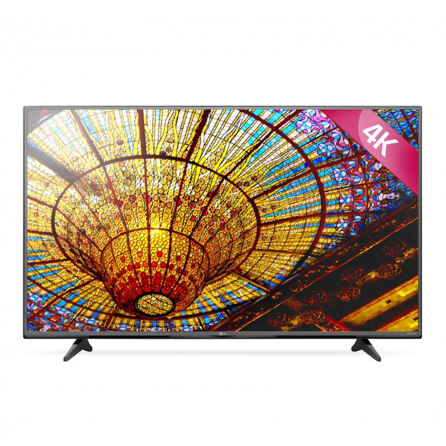 "Refurbished LG 65"" Class 4K (2160P) Smart LED TV (65UF6490)"