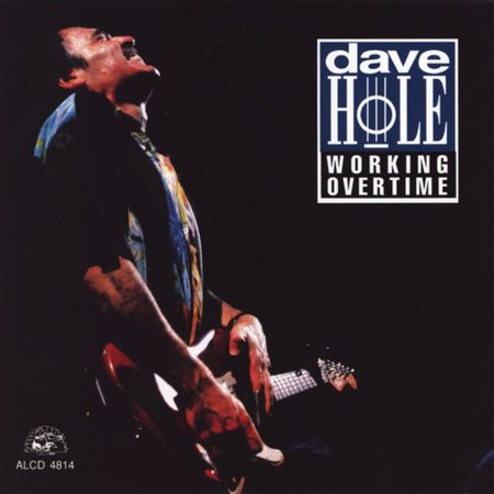 Image of Dave Hole - Working Overtime [CD]