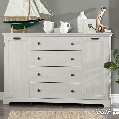 South Shore Avilla 4 Drawer Dresser by South Shore