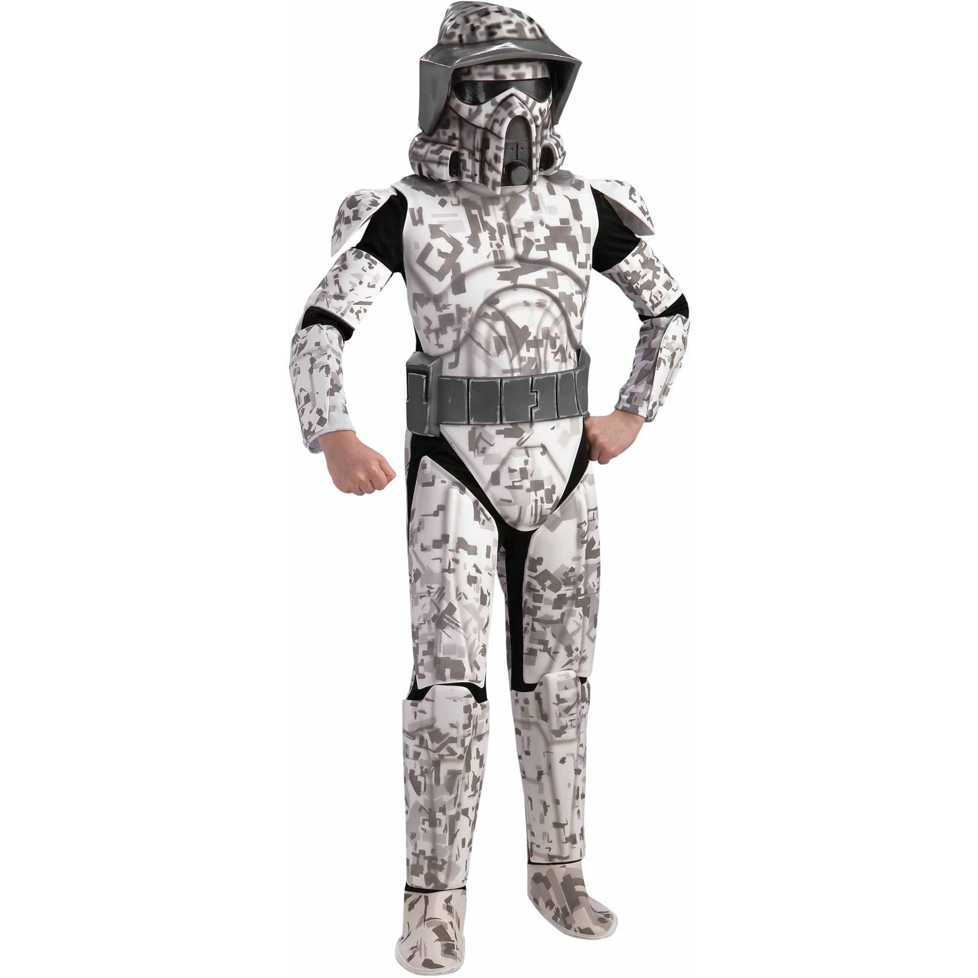 Star Wars Clone Wars Deluxe Arf Trooper Child Halloween Costume ...