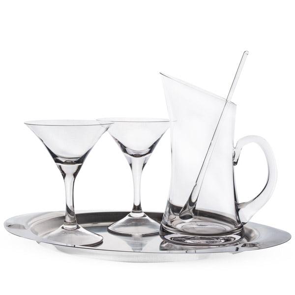 Artland Upstairs Martini Serving Set - 5 Pieces