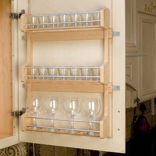 Rev-a-Shelf Door Mount Spice Rack
