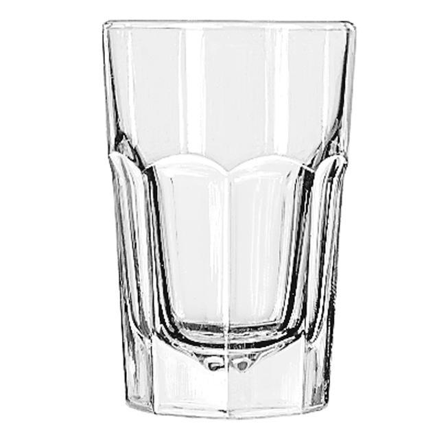 "Libbey Glass Inc Gibraltar Glass Tumblers, Hi-Ball, 9oz, 3 3 4"" Tall, 36 Carton LIB... by Libbey Glass Inc"
