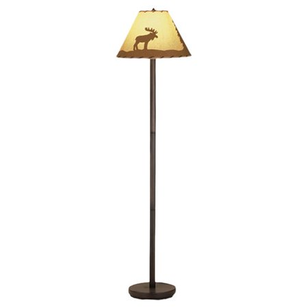 Meyda lighting 60h lone moose painted floor lamp 48464 walmart meyda lighting 60h lone moose painted floor lamp 48464 aloadofball Image collections