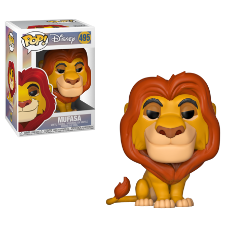 Funko POP! Disney: Lion King - Mufasa