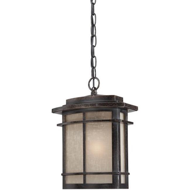 Quoizel GLN1910IBFL 1 Light Outdoor Hanging Lantern - Imperial Bronze