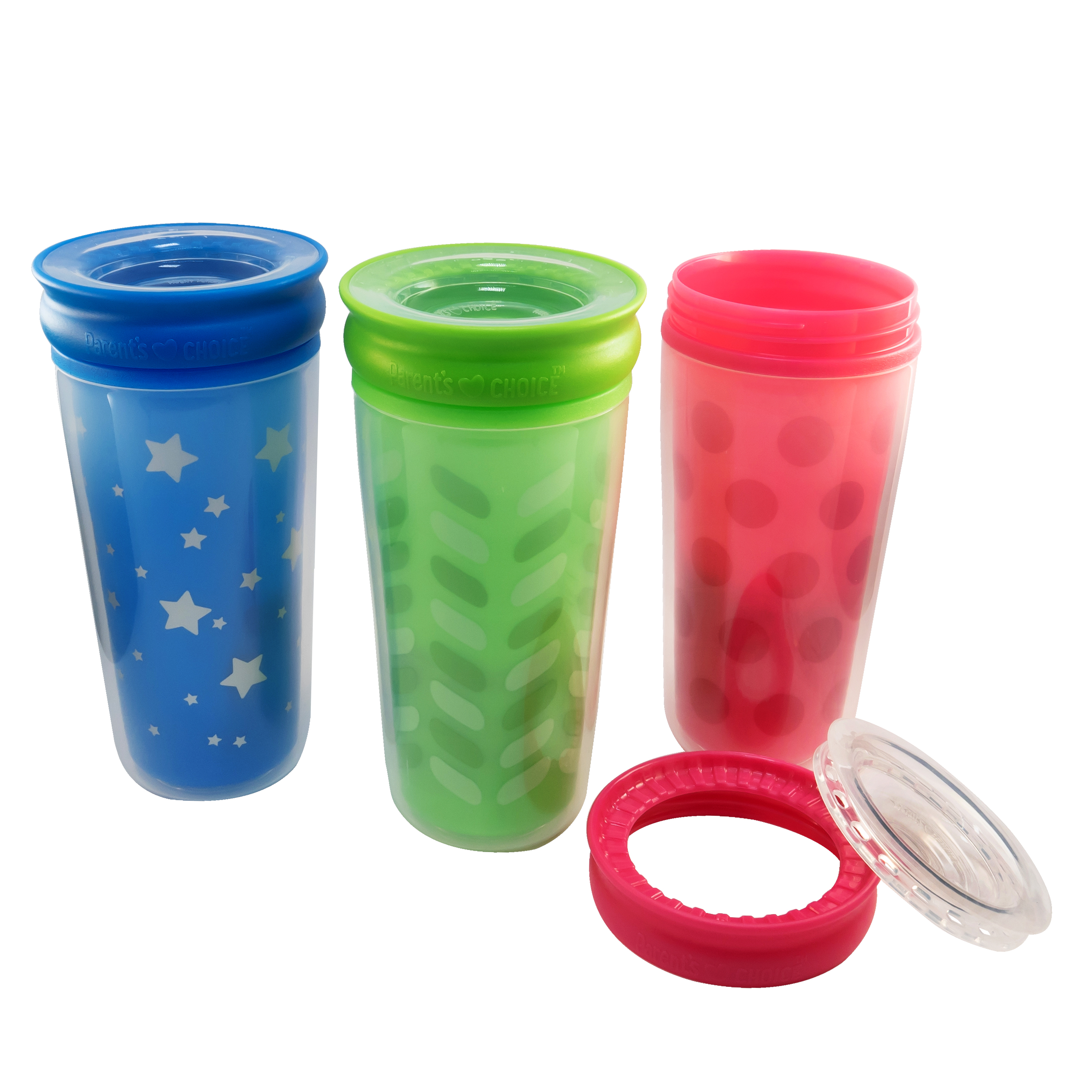 Parent's Choice 360° Insulated Sippy Cup, 12+ Months, 1 Pack
