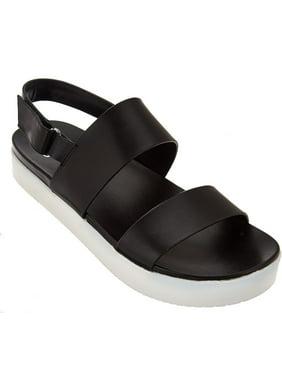 c6e2ccf875a Product Image Halston Leather Platform Sandal Brooke A274208