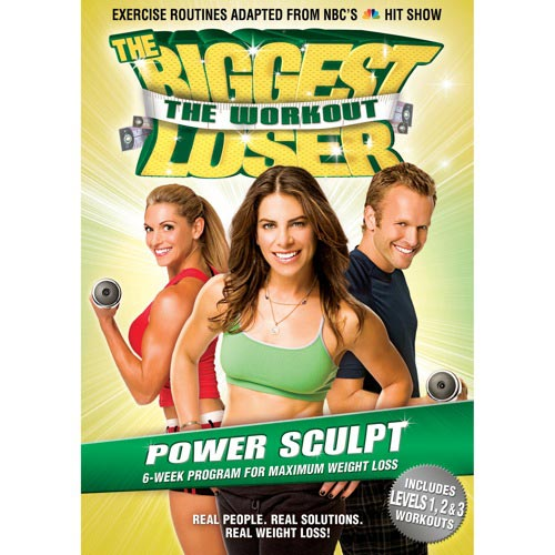 The Biggest Loser Workout: Power Sculpt (Full Frame)