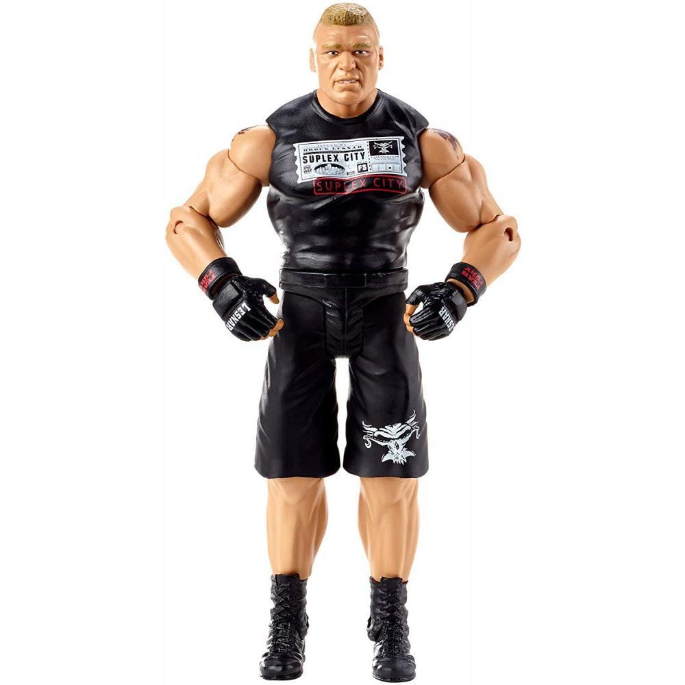 WWE Brock Lesnar Figure by Mattel