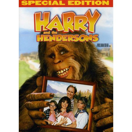 Harry And The Hendersons (DVD)](Harry Johnson One Tree Hill)