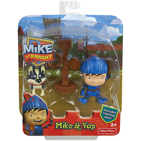 Fisher Price Mike The Knight Mike Action Figure Pack