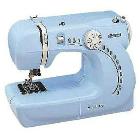 Kenmore 400Stitch 40040 Size Sewing Machine Light Blue Walmart Mesmerizing Kenmore Ultra Mini Sewing Machine