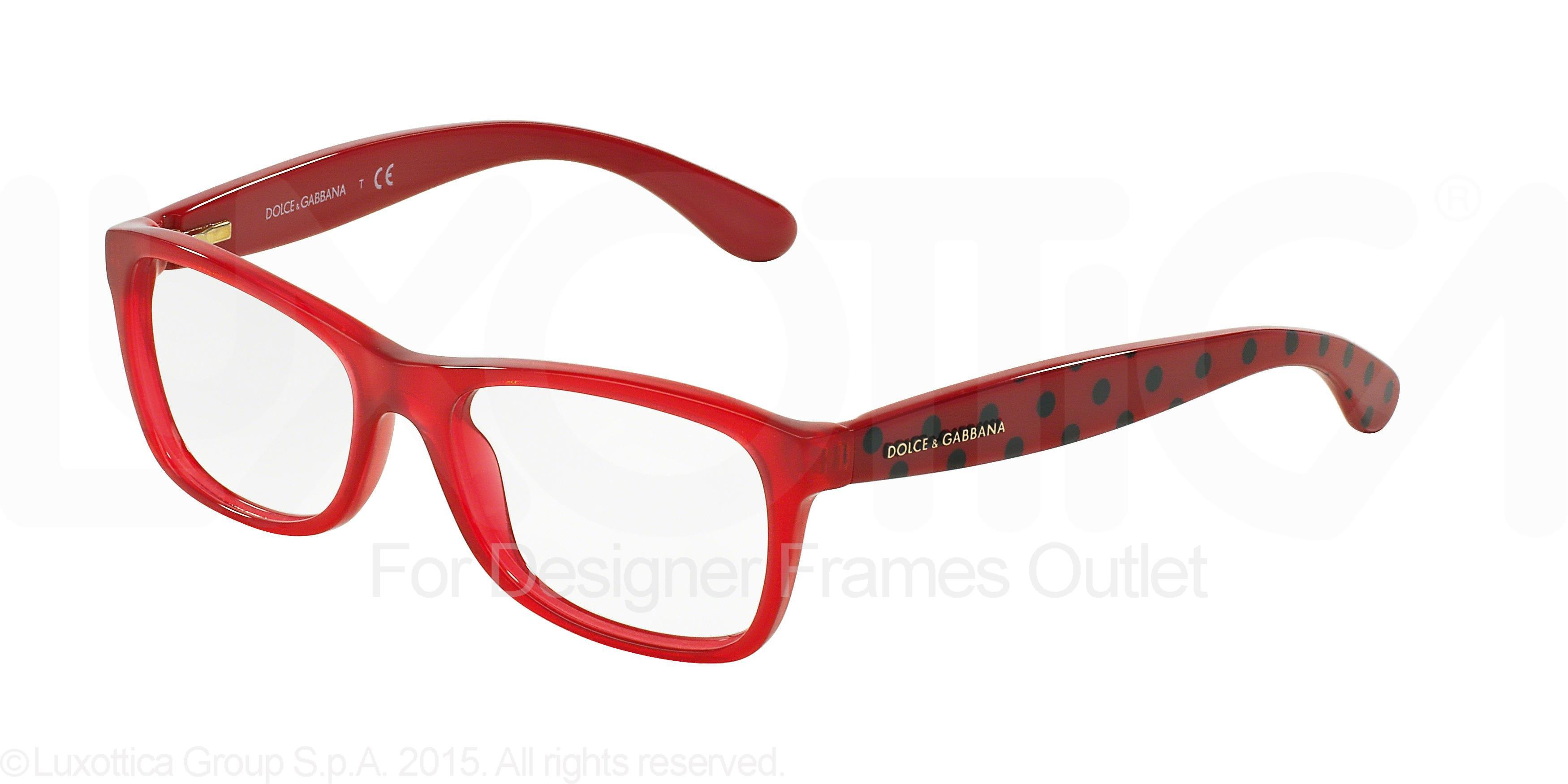 DOLCE & GABBANA Eyeglasses DG 3231 2976 Black/White Carnation Black ...