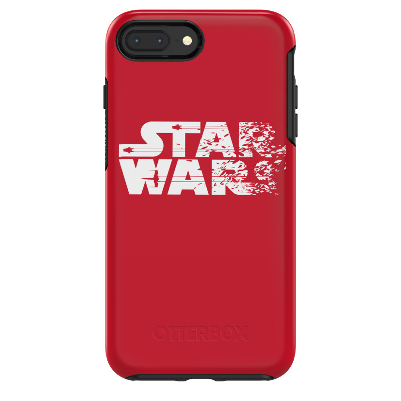 Otterbox Symmetry Series Star Wars for iPhone 8 Plus & iPhone 7 Plus, Resistance Red