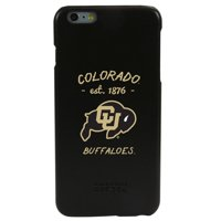 Colorado Buffaloes Guard Dog® Genuine Leather Case for iPhone 6 Plus/6s Plus with Guard Glass Screen Protector