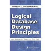 Logical Database Design Principles - eBook