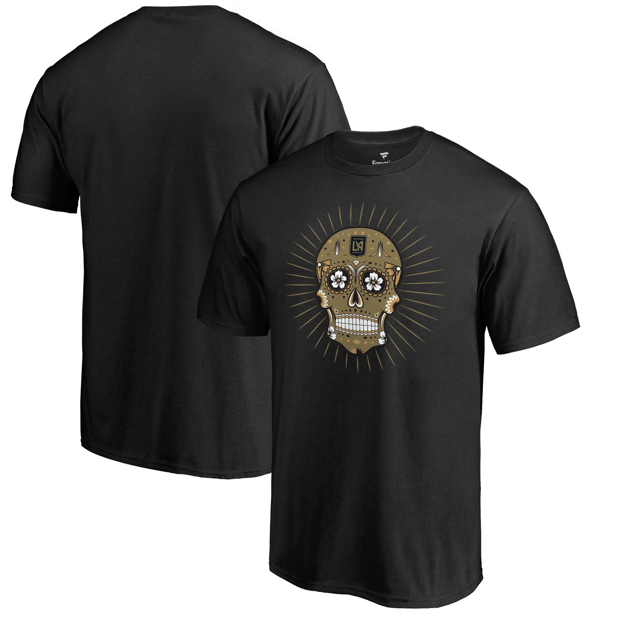 LAFC Fanatics Branded Hispanic Heritage Viva T-Shirt T-Shirt - Black