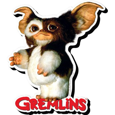 Gremlins Gizmo Magnet, Horror Movies by NMR Calendars