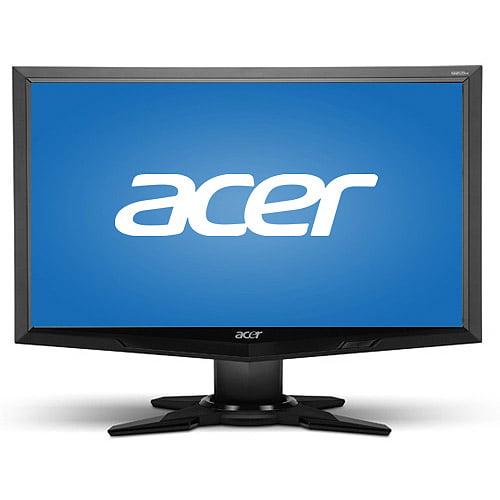 """Refurbished  Acer G215hv Bbd 21.5"""" Monit"""