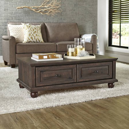 Better Homes And Gardens Crossmill Coffee Table Multiple Finishes