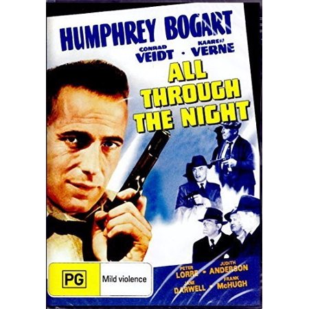 All Through the Night (DVD) - image 1 of 1
