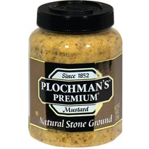 Mustard: Plochman's Stone Ground