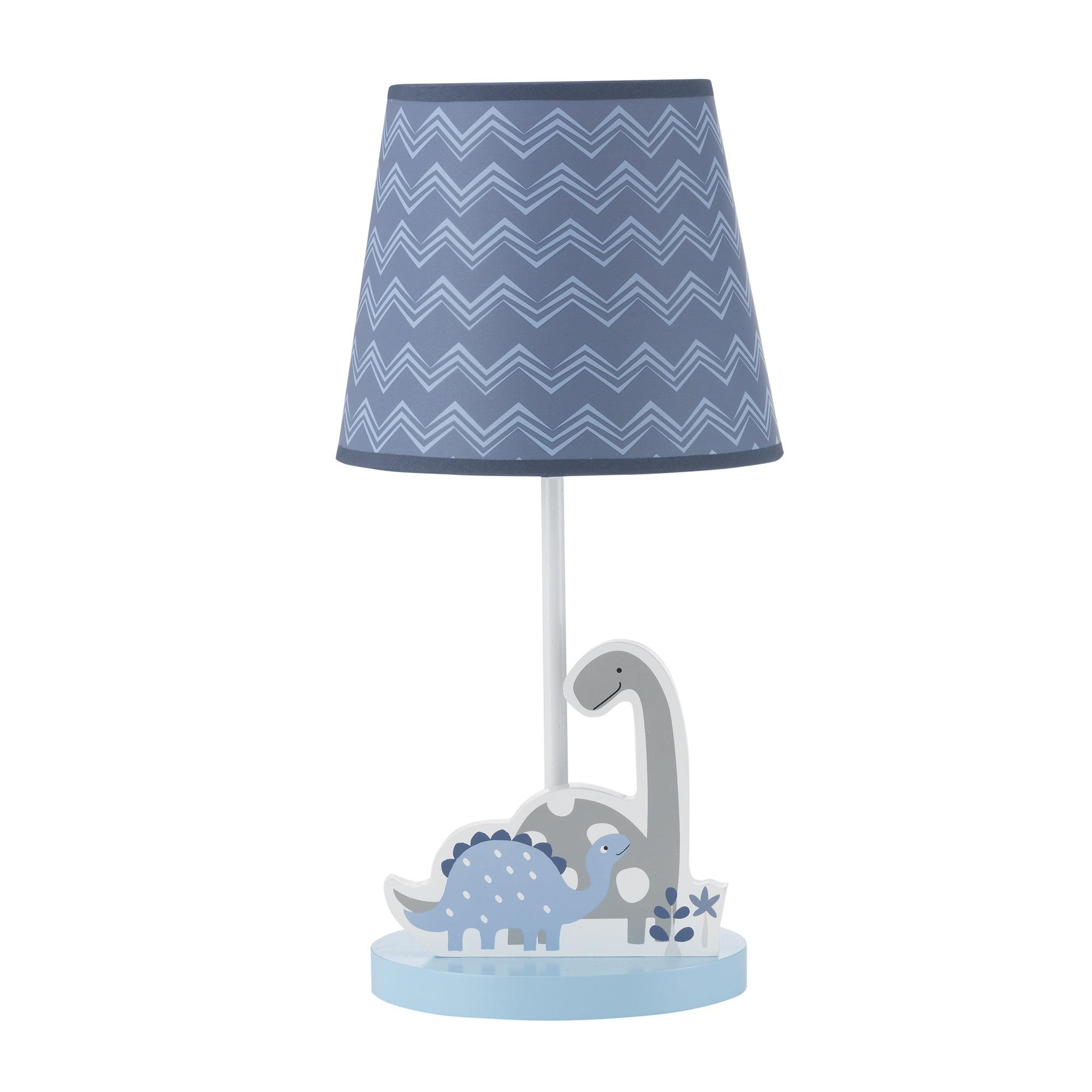 Bedtime Originals ROAR Dinosaur Lamp with Shade & Bulb by Bedtime Originals