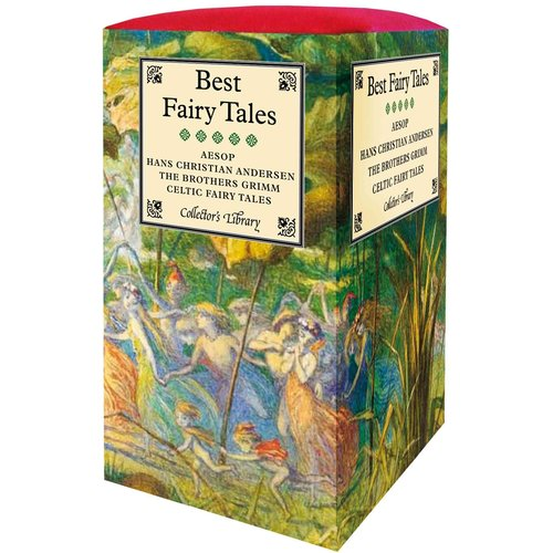 Best Fairy Tales Set: Aesop, Hans Christian Andersen, the Bothers Grimm, Celtic Fairy Tales