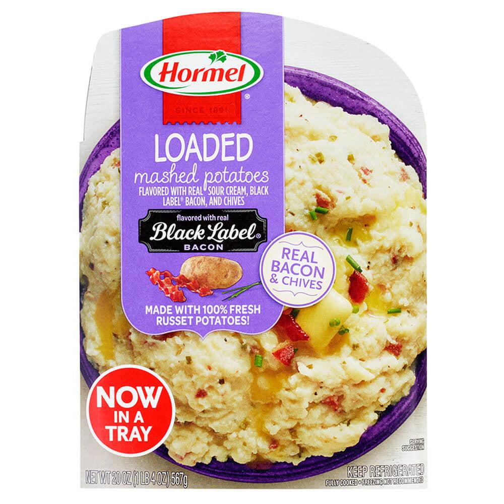 Hormel Loaded Mashed Potatoes, 20 Ounce