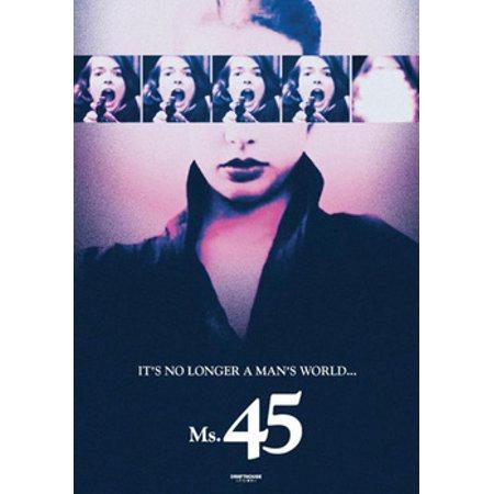 Ms. 45 (DVD) (Le Crime D'halloween Film)
