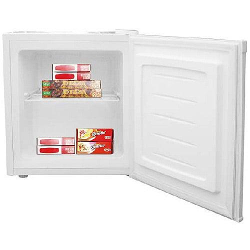 Igloo 1.1 cu ft Upright Compact Freezer, White