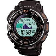 Casio Pro Trek Pathfinder Black Tough Solar Men's Outdoor Wrist Watch - PRW2500R-1