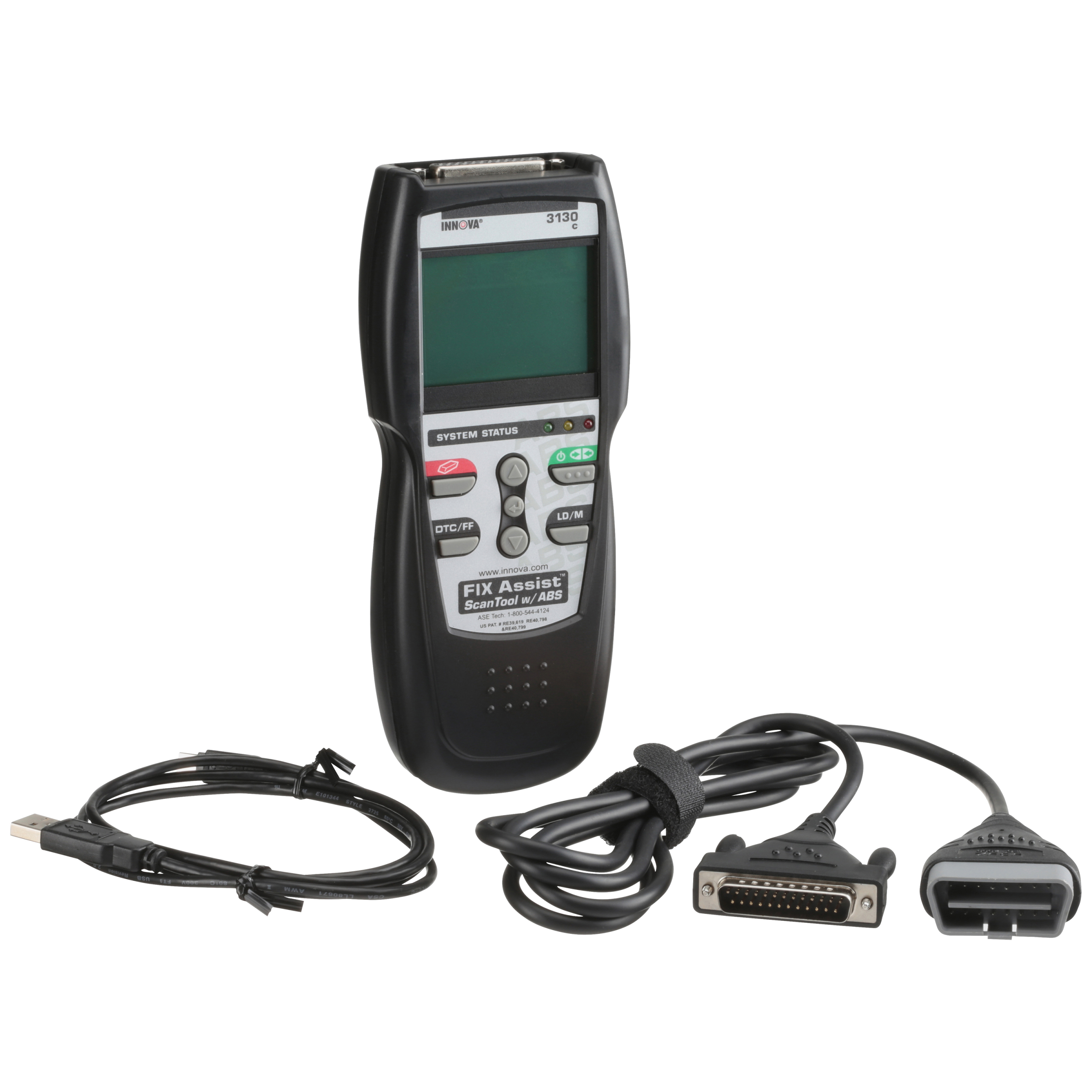 Innova® Vehicle Diagnostic Scan Tool with FixAssist®