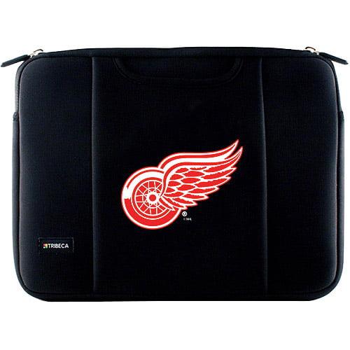 "Tribeca Detroit Redwings 13""/14"" Sleeve for MacBooks"